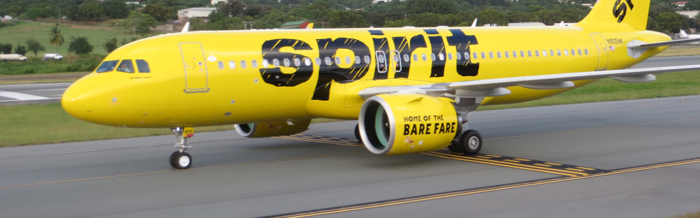 Spirit Airlines: I would rather walk!